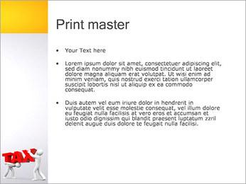 Imposto Modelos de apresentações PowerPoint - Slide 24
