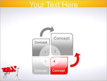Imposto Modelos de apresentações PowerPoint - Slide 5