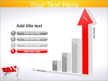 Imposto Modelos de apresentações PowerPoint - Slide 6