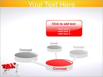 Imposto Modelos de apresentações PowerPoint - Slide 9
