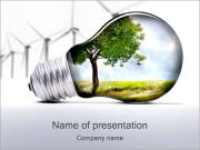 Environmental Energy PowerPoint-Vorlagen