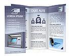 ATM Brochure Template