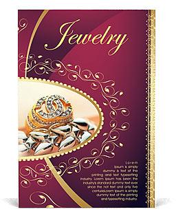 Jewelry Ad Template Design ID 0000001362 SmileTemplatescom