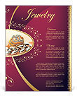 Jewelry Flyer Templates