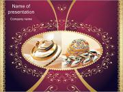 Jewelry PowerPoint Templates