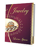 Jewelry Presentation Folder