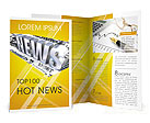 News Brochure Templates