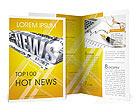 News Brochure Template