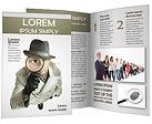 Detective Brochure Templates