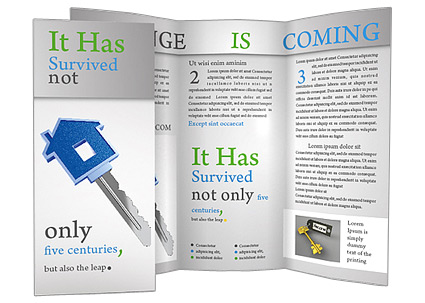 House Key Brochure Template Design ID SmileTemplatescom - House brochure template