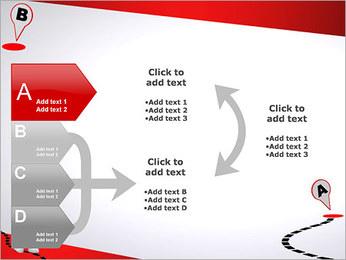 Do ponto A ao B Modelos de apresentações PowerPoint - Slide 16