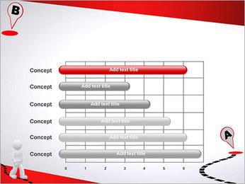 Do ponto A ao B Modelos de apresentações PowerPoint - Slide 17