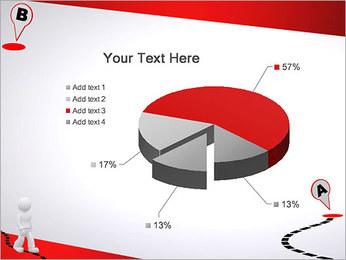 Do ponto A ao B Modelos de apresentações PowerPoint - Slide 19