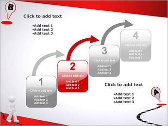 Do ponto A ao B Modelos de apresentações PowerPoint - Slide 20
