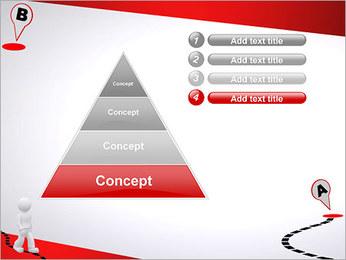 Do ponto A ao B Modelos de apresentações PowerPoint - Slide 22