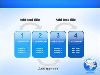 Air Transport PowerPoint Templates - Slide 11
