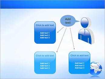 Air Transport PowerPoint Template - Slide 12