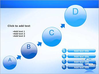 Air Transport PowerPoint Template - Slide 15