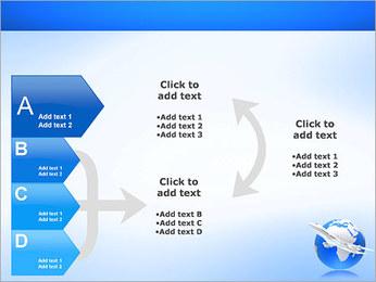 Air Transport PowerPoint Templates - Slide 16