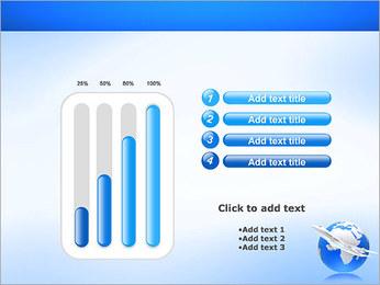 Air Transport PowerPoint Templates - Slide 18