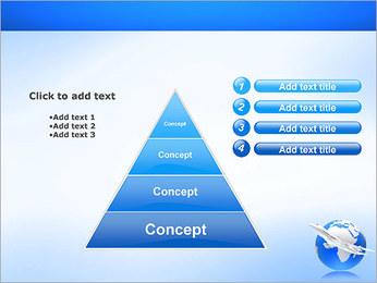 Air Transport PowerPoint Templates - Slide 22