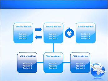 Air Transport PowerPoint Template - Slide 23
