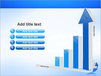 Air Transport PowerPoint Template - Slide 6