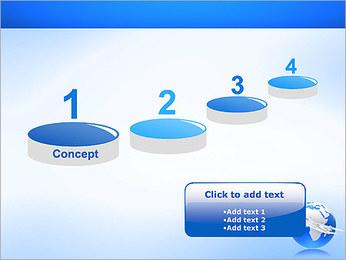 Air Transport PowerPoint Template - Slide 7