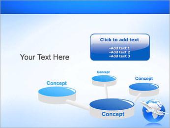 Air Transport PowerPoint Template - Slide 9