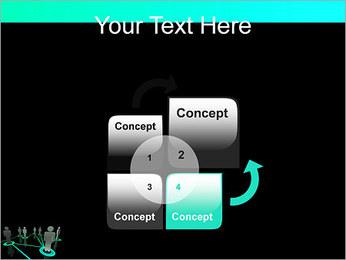 Pessoas Rede Modelos de apresentações PowerPoint - Slide 5