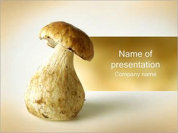 Champignon Modèles des présentations  PowerPoint