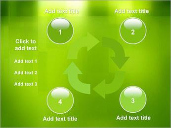 Green Design Modèles des présentations  PowerPoint - Diapositives 14