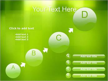 Green Design Modèles des présentations  PowerPoint - Diapositives 15