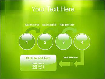 Green Design Modèles des présentations  PowerPoint - Diapositives 4