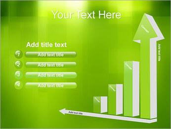 Green Design Modèles des présentations  PowerPoint - Diapositives 6