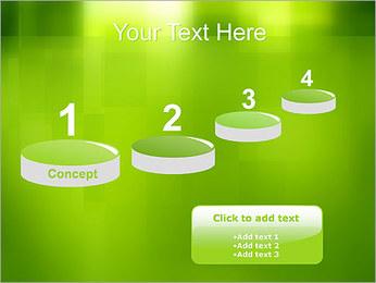 Green Design Modèles des présentations  PowerPoint - Diapositives 7