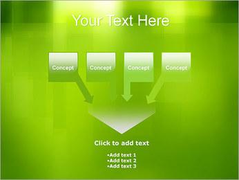 Green Design Modèles des présentations  PowerPoint - Diapositives 8