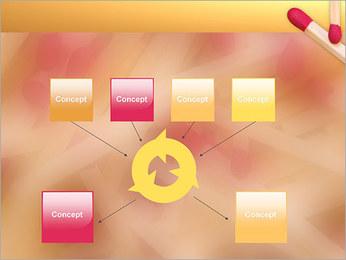 Allumettes Modèles des présentations  PowerPoint - Diapositives 10