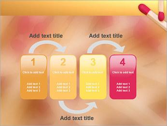 Allumettes Modèles des présentations  PowerPoint - Diapositives 11