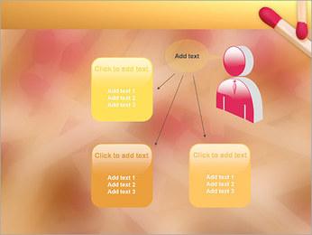 Allumettes Modèles des présentations  PowerPoint - Diapositives 12