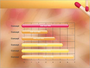 Allumettes Modèles des présentations  PowerPoint - Diapositives 17