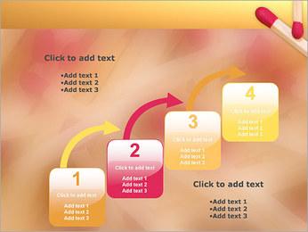 Allumettes Modèles des présentations  PowerPoint - Diapositives 20