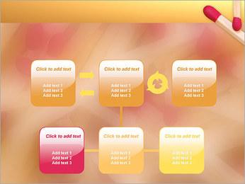 Allumettes Modèles des présentations  PowerPoint - Diapositives 23