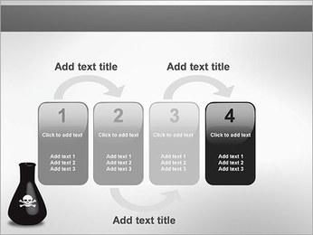 Bouteille de poison Modèles des présentations  PowerPoint - Diapositives 11