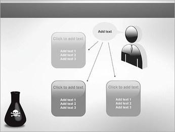 Bouteille de poison Modèles des présentations  PowerPoint - Diapositives 12