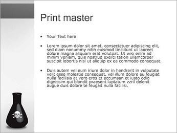Bouteille de poison Modèles des présentations  PowerPoint - Diapositives 24