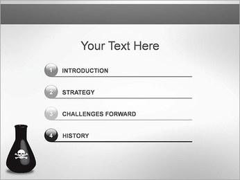 Bouteille de poison Modèles des présentations  PowerPoint - Diapositives 3