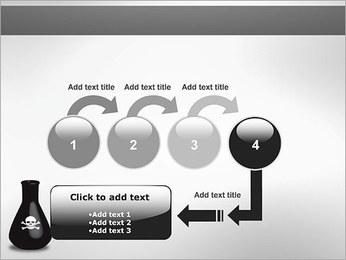 Bouteille de poison Modèles des présentations  PowerPoint - Diapositives 4