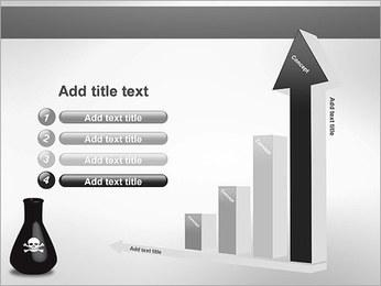 Bouteille de poison Modèles des présentations  PowerPoint - Diapositives 6