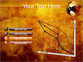 Carte antique Modèles des présentations  PowerPoint - Diapositives 13